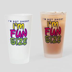 funsize Drinking Glass