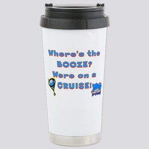 cruise221 Stainless Steel Travel Mug