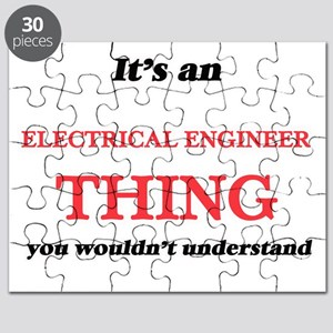 It's and Electrical Engineer thing, you Puzzle