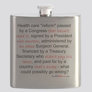 What Could Go Wrong Flask