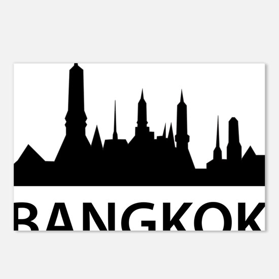 bangkok1 Postcards (Package of 8)