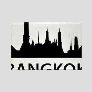 bangkok1 Rectangle Magnet