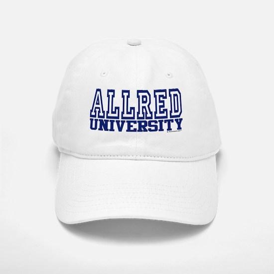 ALLRED University Baseball Baseball Cap