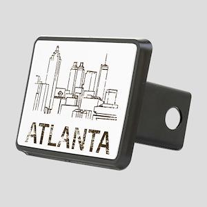 atlanta2 Rectangular Hitch Cover