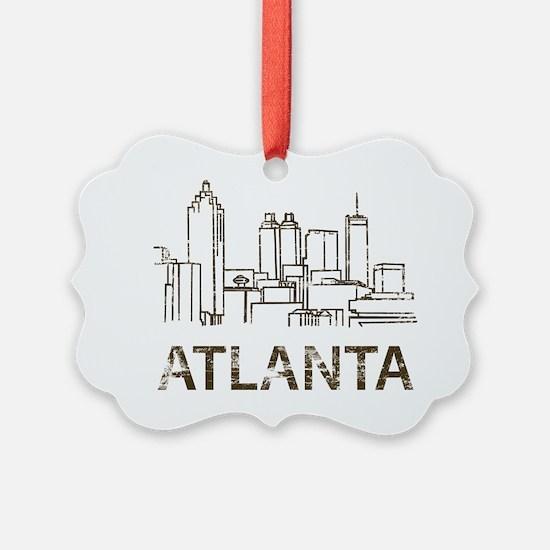 atlanta2 Ornament