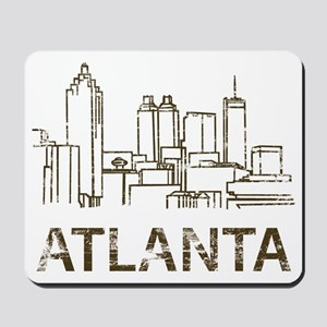 atlanta2 Mousepad