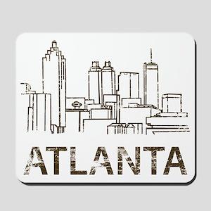 atlanta2 Mousepad