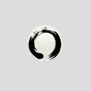 enso_blk Mini Button