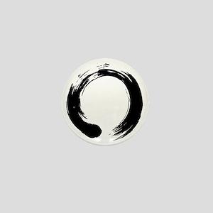 enso_blk Mini Button