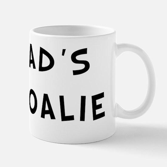 Dads the goalie Mug