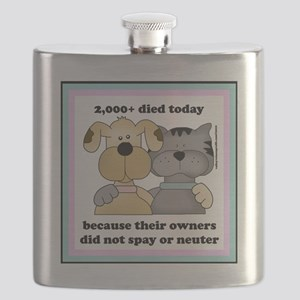 2000diedtoday Flask