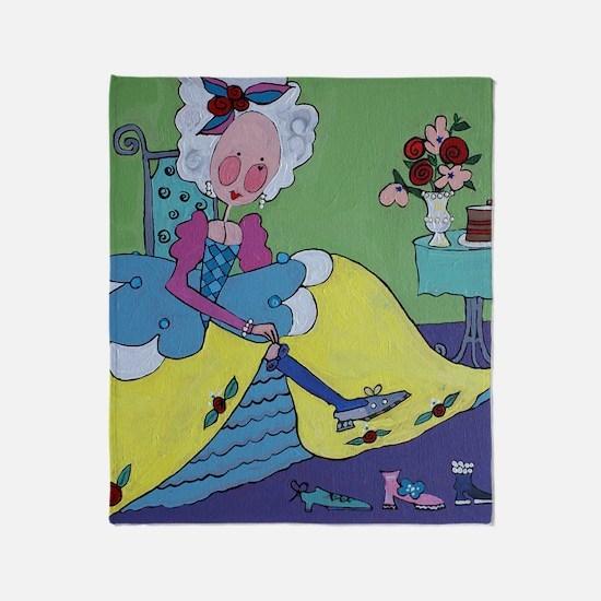 Marie Antoinette - Bliss Throw Blanket