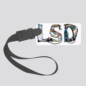 lsd3 Small Luggage Tag