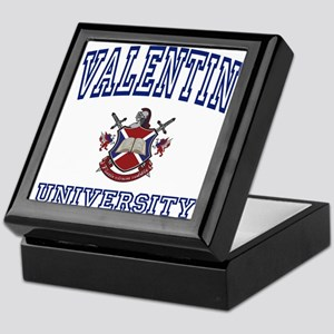 VALENTIN University Keepsake Box