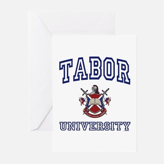 TABOR University Greeting Cards (Pk of 10)