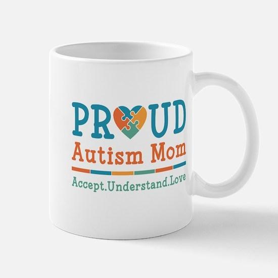 Proud Autism Mom Mug