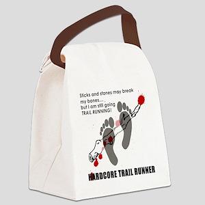 Hardcore Canvas Lunch Bag