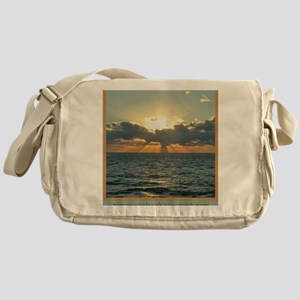 psalm30sq Messenger Bag