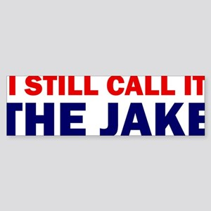 ART THE JAKE Sticker (Bumper)