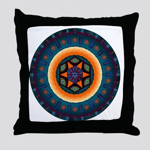 50007R_LinearCreation Throw Pillow