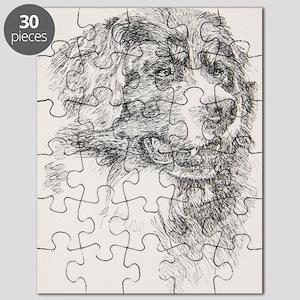 Bernese_Mountian_Dog_Kline Puzzle