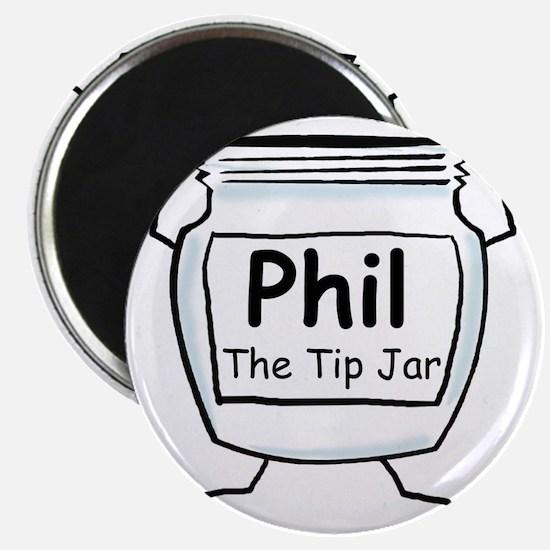 phil_label_zazzle Magnet