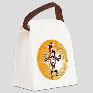 logo_(noText) Canvas Lunch Bag