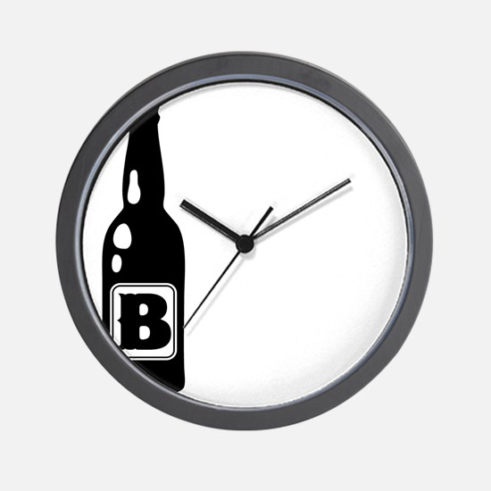Could You Come Back In A Few Beers Whit Wall Clock