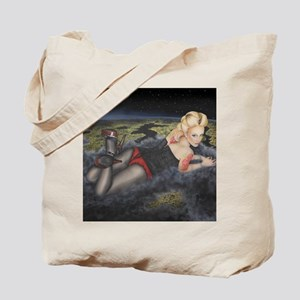 Seducing the Night 2 Tote Bag