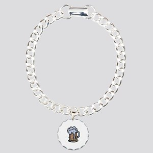 I Support The Draft Whit Charm Bracelet, One Charm