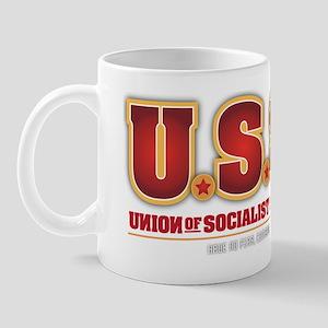 USSA - Union of Socials States of Ameri Mug