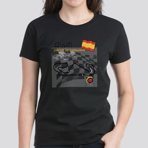 Catalunya Women's Dark T-Shirt
