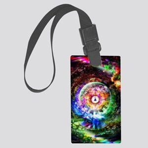 Mediscape Large Luggage Tag