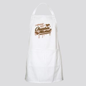 I Wanna Get Chocolate Wasted Apron