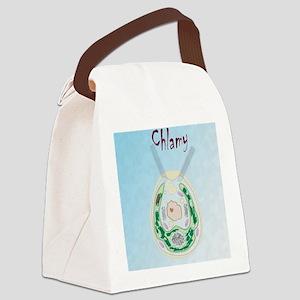 Chlamydomonas Canvas Lunch Bag