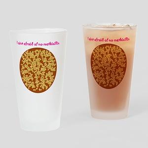 Staphylococcus aureus Drinking Glass