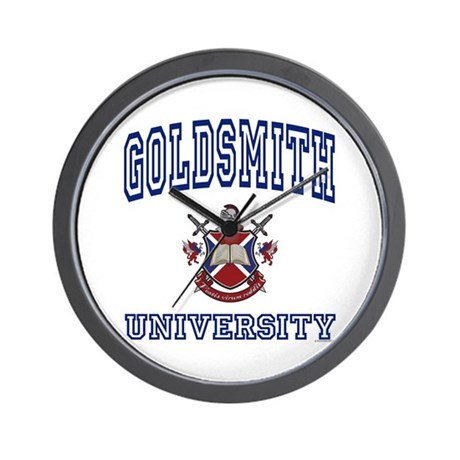 GOLDSMITH University Wall Clock