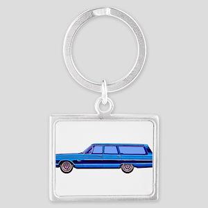 1965 Plymouth Fury I Keychains
