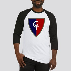 38th Infantry Division Baseball Jersey
