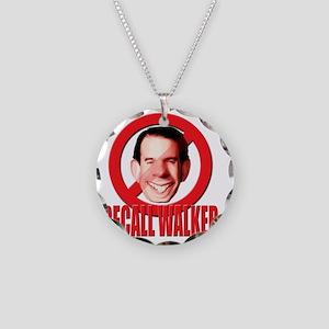 recallwalker1 Necklace Circle Charm