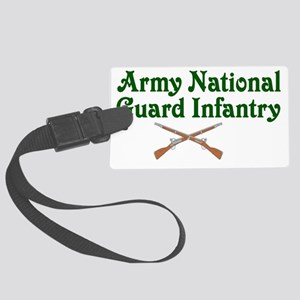 army national Large Luggage Tag
