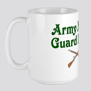 army national Large Mug