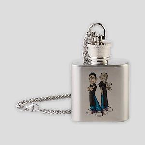 dudes Flask Necklace