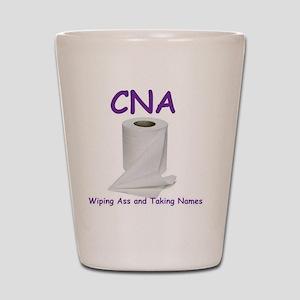 cnawiping Shot Glass