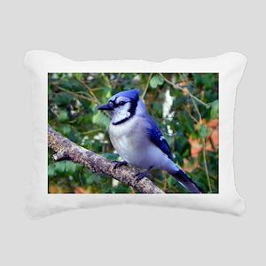 BJMP Rectangular Canvas Pillow