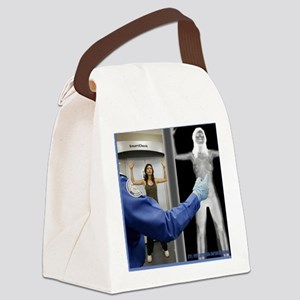 COMPLIANCE8x10 Canvas Lunch Bag