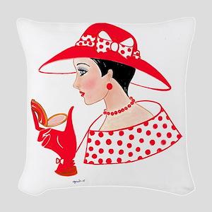Lauren Woven Throw Pillow