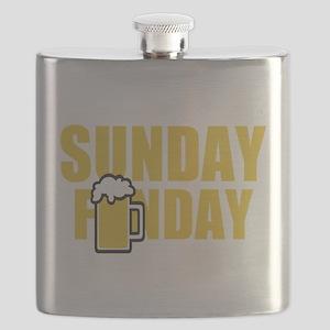 Sunday Funday Flask