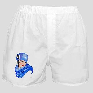Fleur Boxer Shorts