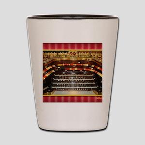 Organ Shot Glass